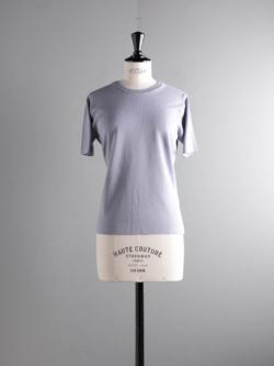 BATONER | BN-19SL-022 Lavender スムースニットTシャツの商品画像