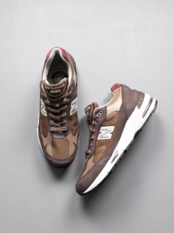 NEW BALANCE | M991NGG Brown 【MADE IN ENGLAND】の商品画像