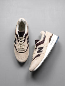 NEW BALANCE | M997DSAI Beige 【MADE IN USA】の商品画像