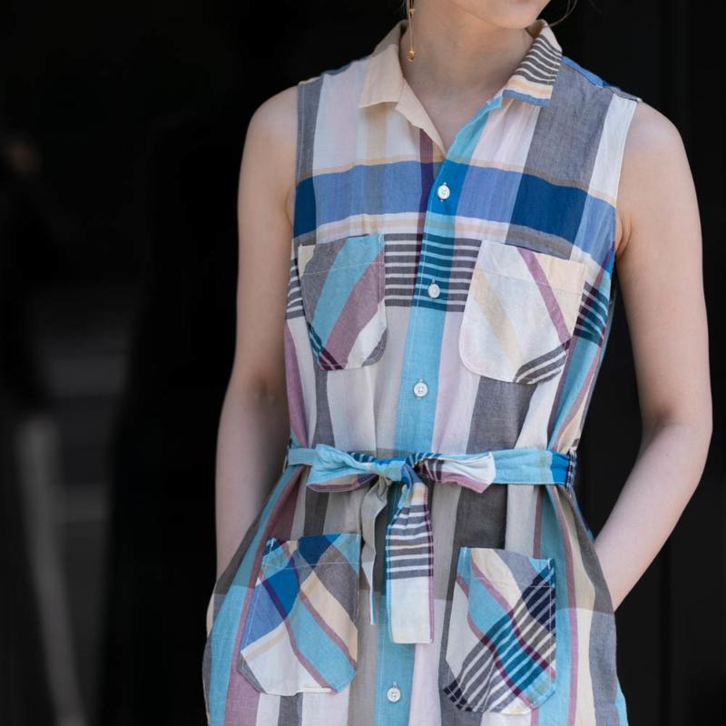 エンジニアードガーメンツ クラシックドレス通販取り扱い