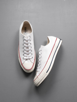 CHUCK TAYLOR ALL STAR '70 LOW TOP White