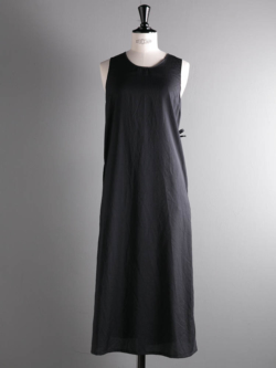 ENGINEERED GARMENTS | SUN DRESS – TROPICAL WOOL Dk. Navy サンドレスの商品画像