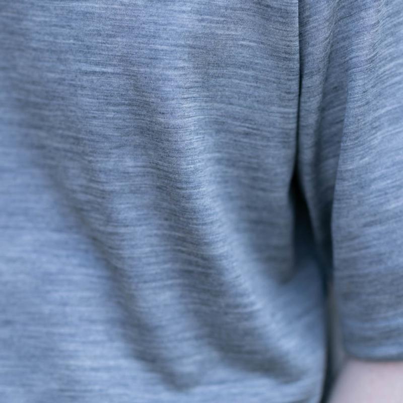 BATONER ウォッシャブルウールTシャツの通販取り扱い