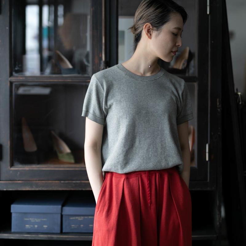GICIPI(ジチピ) 1916P ピケクルーネックTシャツの通販取り扱い