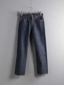 710 Indigo-One Wash (Length31)