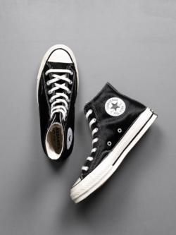 CONVERSE | CHUCK TAYLOR ALL STAR '70 PONY HAIR HIGH TOP Black CT70 HI チャックテーラー ポニーヘアーハイカットの商品画像