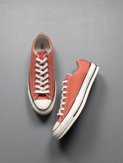 CHUCK TAYLOR ALL STAR '70 LOW TOP Terracotta Red