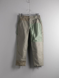 PAINTER PANT - DOUBLE CLOTH Olive