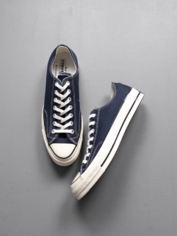 CONVERSE | CHUCK TAYLOR ALL STAR '70 LOW TOP Obsidian CT70 OX チャックテーラー ローカットの商品画像