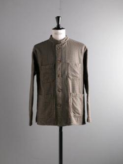ENGINEERED GARMENTS | DAYTON SHIRT - GUNCLUB CHECK TWILL Brown デイトンシャツ