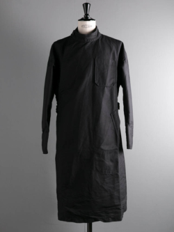 ENGINEERED GARMENTS | MG COAT – DOUBLE CLOTH Black MGコートの商品画像