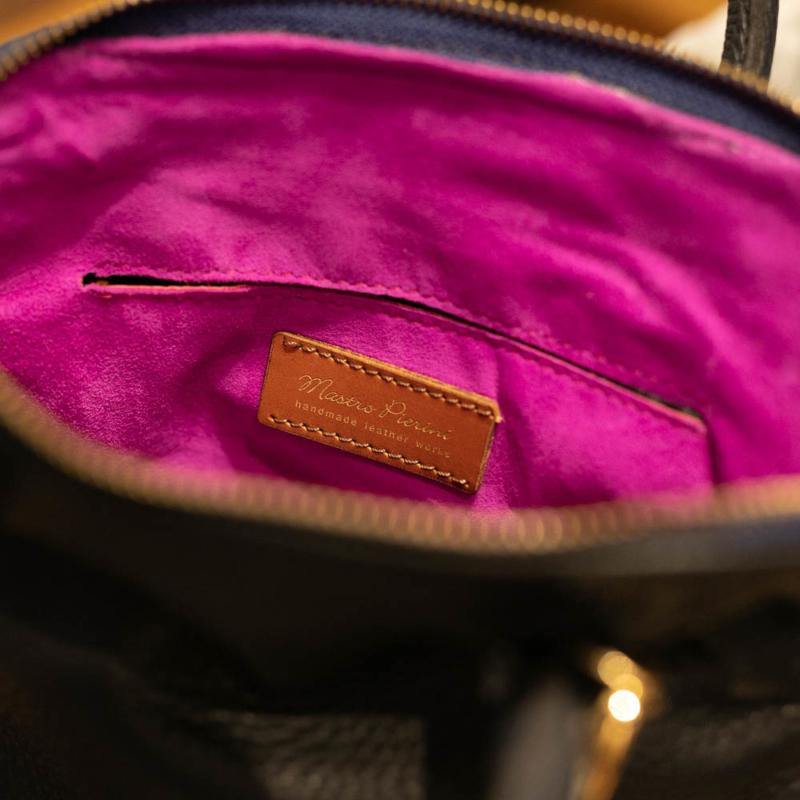 Mastro Pieriniのミニショルダーバッグの通販取り扱い グイディ