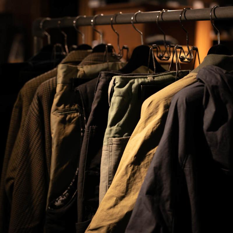 Engineered Garmentsの19aw商品の通販取り扱い