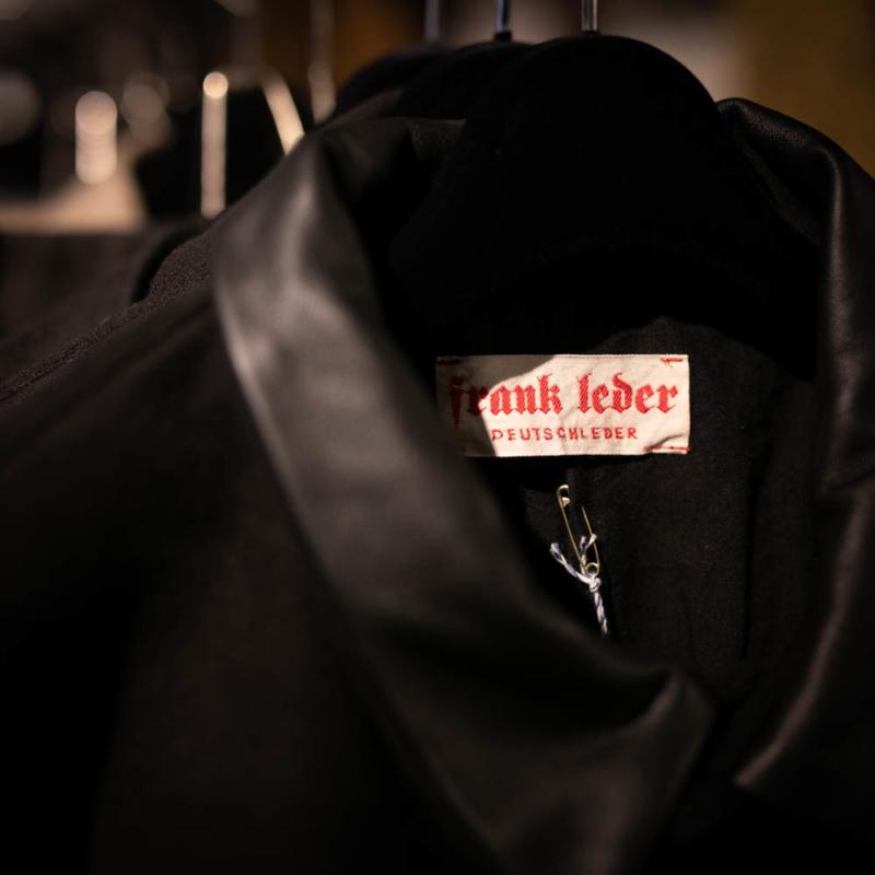 フランクリーダーのジャーマンレザーブルゾンやジャケットの通販取り扱い