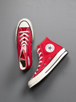 CHUCK TAYLOR ALL STAR '70 HIGH TOP Enamel Red