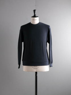GICIPI | 1905A Navy Notte ワイドフィットサーマルカットソーの商品画像
