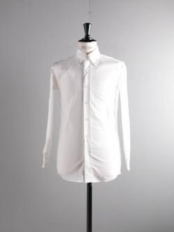 BROOKS BROTHERS | MILANO FIT MADE IN USA White オックスフォードボタンダウンシャツの商品画像