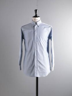 BROOKS BROTHERS | MILANO FIT MADE IN USA Blue オックスフォードボタンダウンシャツの商品画像