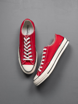 CONVERSE | CHUCK TAYLOR ALL STAR '70 LOW TOP Enamel Red CT70 OX チャックテーラー ローカットの商品画像
