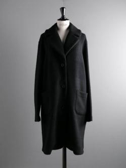 smoothday | SP-C002-103 Black Super140'sボアチェスターコートの商品画像