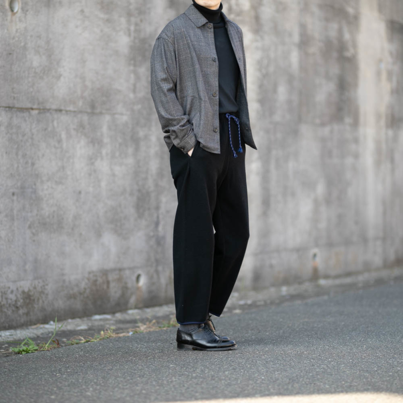 tilt The authentics SOUTIEN COLLAR SHIRTの通販取扱い
