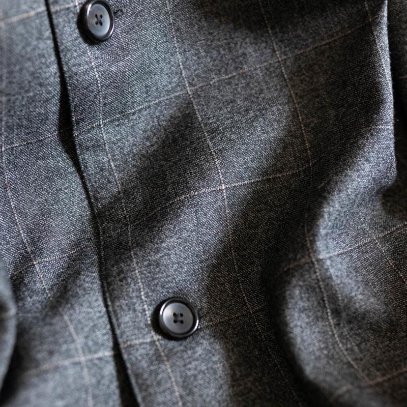 チルト ザ オーセンティックス ウールシャツジャケットの通販取扱い