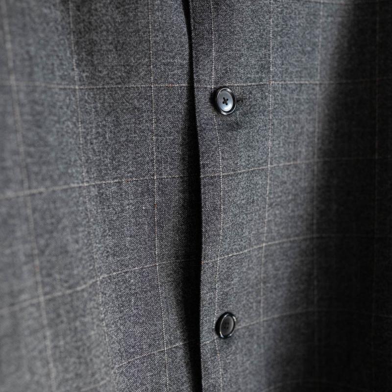 チルト ザ オーセンティクス ウールシャツジャケットの通販取扱い