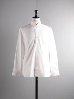 Sans Limite | W1801101 SH01B White ブロードボックスレギュラーカラーシャツの商品画像