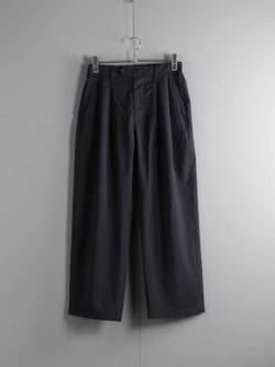 ENGINEERED GARMENTS | EMERSON PANT – TROPICAL WOOL Dk. Navy エマーソンパンツ
