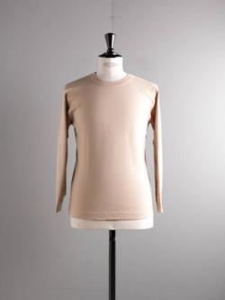 GICIPI | 2003P Spiagga コットンフライス長袖Tシャツの商品画像