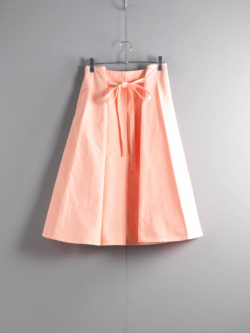 LOOP BELT SKIRT Pale.Grn