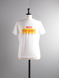PAYDAY x WEST'S TEE White