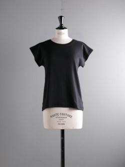GICIPI | 2009P Nero コットンフライスTシャツの商品画像