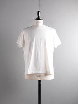 smoothday | SA-T003-001 Off White テクノラマ天竺UNISEXビッグTシャツの商品画像