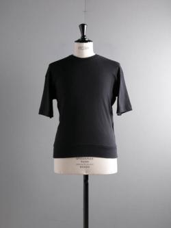 GICIPI | 2002P Nero コットンフライスリラックスフィットTシャツの商品画像