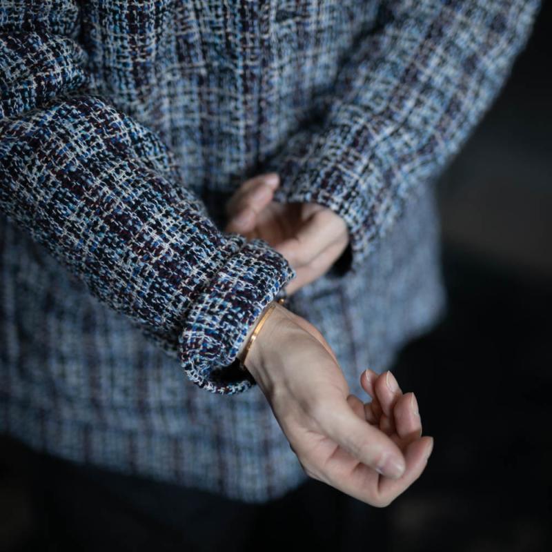 エンジニアードガーメンツ シャネルツイード デイトンシャツの通販取扱