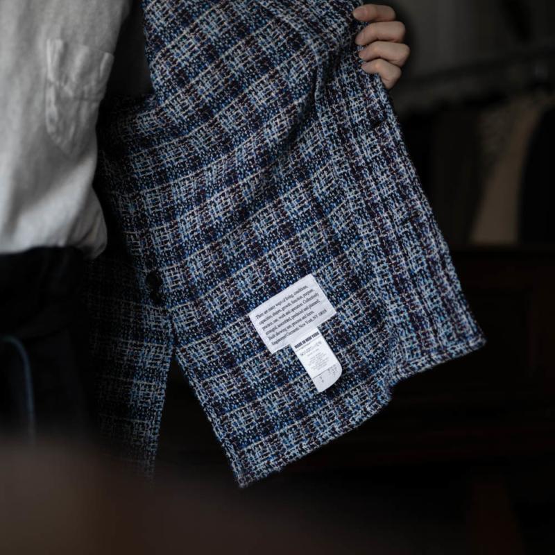 エンジニアードガーメンツ シャツジャケット DAYTON SHIRTの通販取扱い
