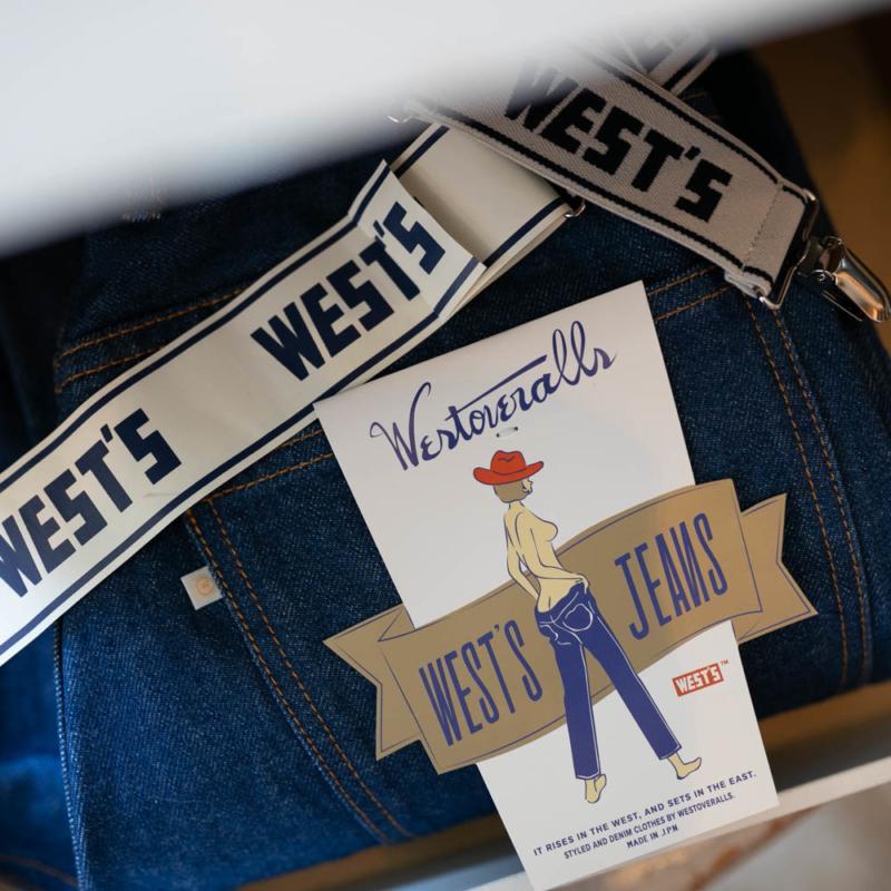 Westoveralls(ウエストオーバーオールズ) ジーンズの通販取扱