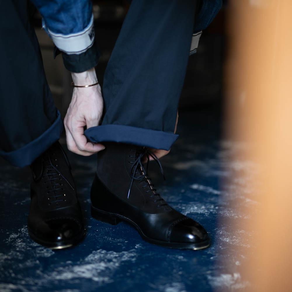 calmanthology polish bootsの通販取り扱い