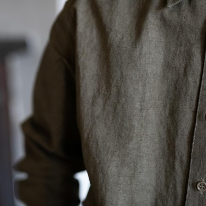 FRANK LEDER ブランデンブルグコットンシャツ 通販取扱店