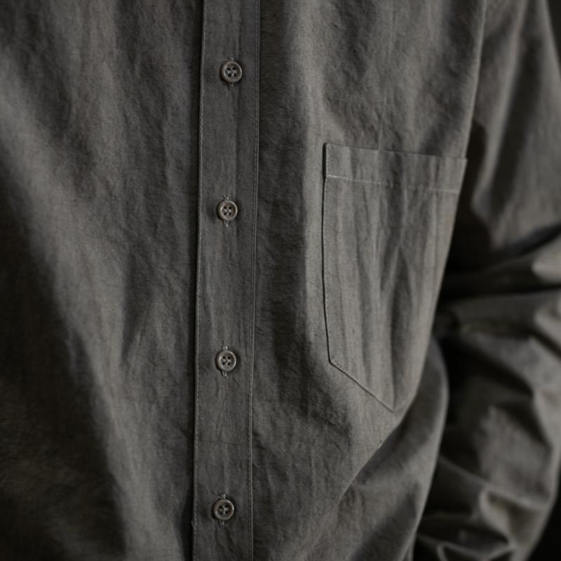 FRANK LEDER オールドスタイルコットンシャツ 通販取扱店