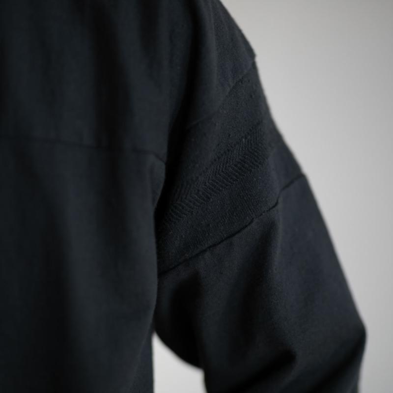 FilMelange 7分袖フットボールTシャツの福岡通販取扱店