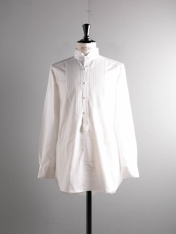 YINDIGO A M | CH002 ARCHIVE SHIRT Snow アーカイブシャツ