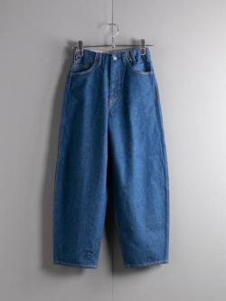 Westoveralls | 860W Indigo Onewash コクーンワイドジーンズの商品画像
