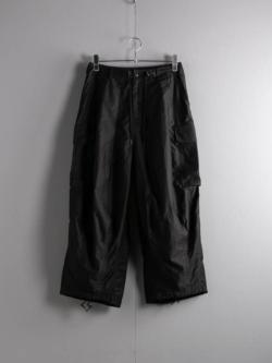 NEEDLES | H.D. PANT - BDU Black カーゴヒザデルパンツの商品画像