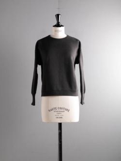 FilMelange | RUBY Sumi Kuro ラディー裏毛スウェットシャツ ルビーの商品画像