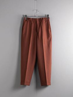 GOOD FIT TROUSERS Brown