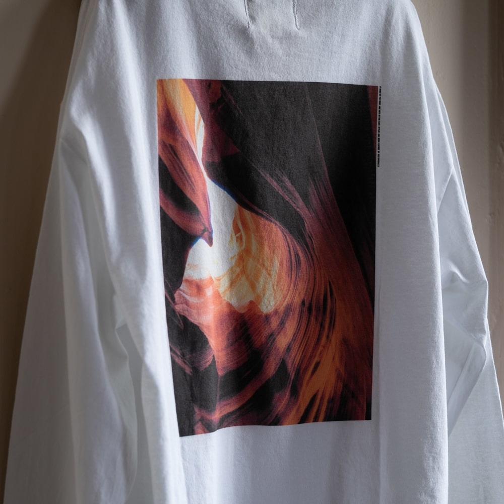 Westoveralls バックフォト長袖Tシャツの福岡通販取扱店