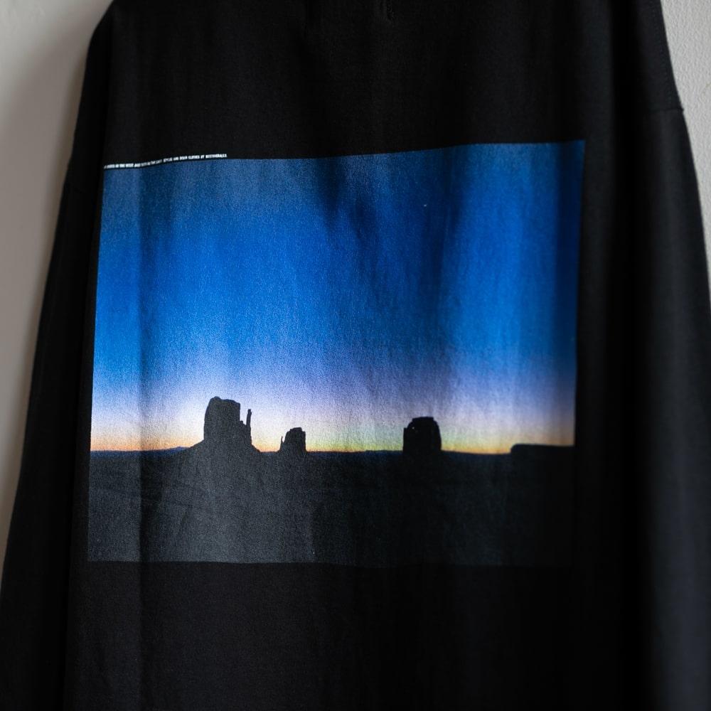 ウエストオーバーオールズ バックプリントTシャツの福岡取扱店