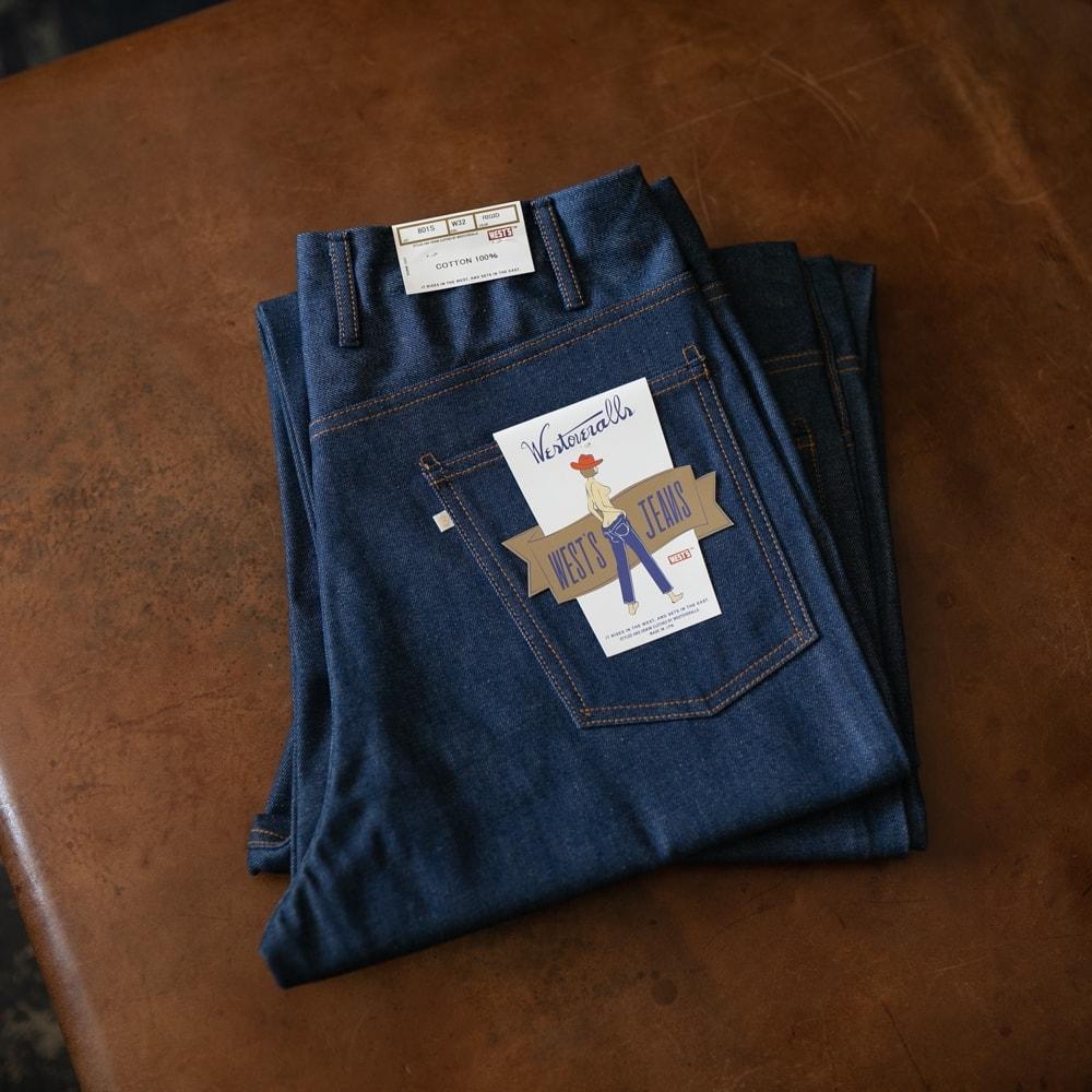 Westoverallsのジーンズの福岡通販取扱店